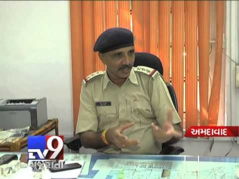 Ahmedabad: People, who plan to go on vacation, have been advised to inform the nearest police station so that the local patrol officers can keep a vigil on their homes during their absence.   Subscribe to Tv9 Gujarati https://www.youtube.com/tv9gujarati Like us on Facebook at https://www.facebook.com/tv9gujarati Follow us on Twitter at https://twitter.com/Tv9Gujarat Follow us on Dailymotion at http://www.dailymotion.com/GujaratTV9 Circle us on Google+ : https://plus.google.com/+tv9gujarat