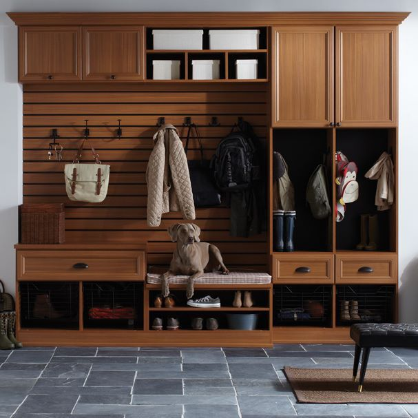 20 Hard Working Mudrooms : I Just Like The Organizer, Me Gusta.
