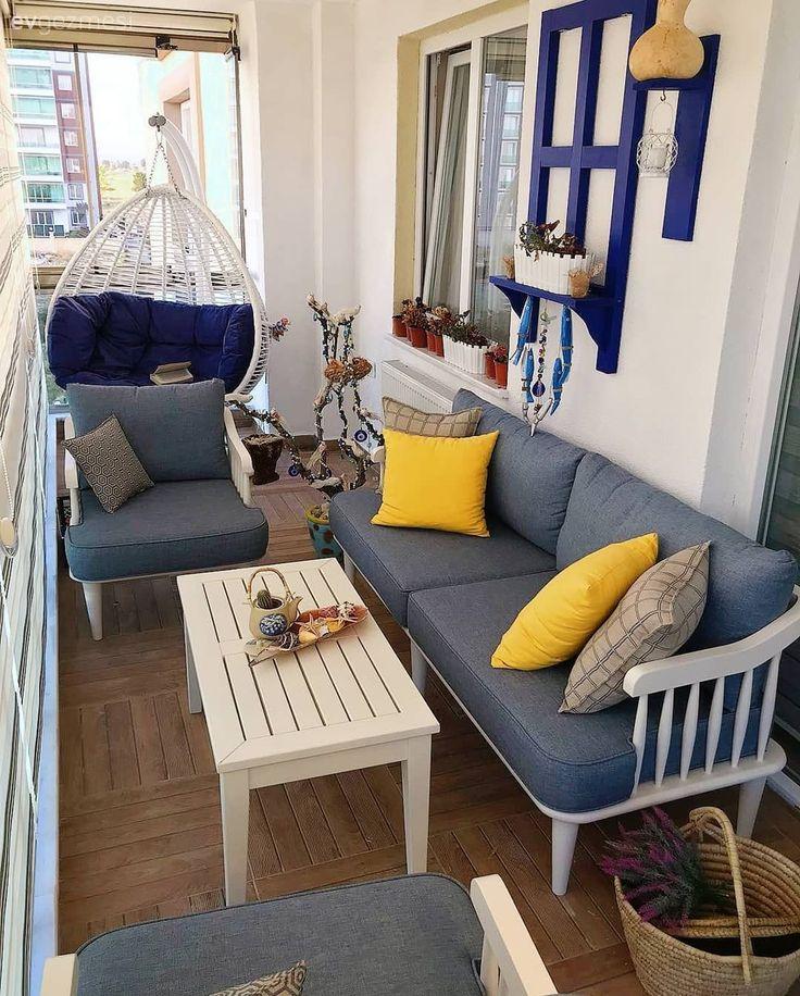 634 best veranda, balkon images on Pinterest Balconies, Outdoor - wohnzimmer amerikanischer stil