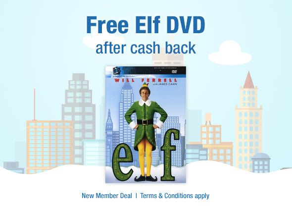★★★ 🅽🅴🆆 ★★★ FREE Elf DVD! 🎁:   Could it be??  Yes it is!  We are offering one of the most loved holiday DVDs EVER for FREE.  Plus, this is…
