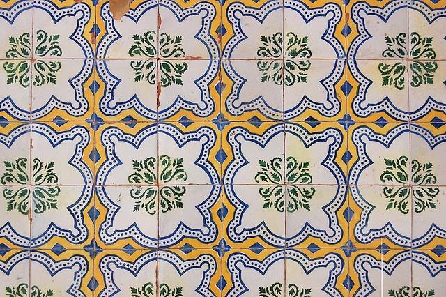 portuguese tiles by maraid