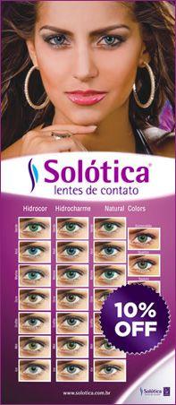 Solotica Color Contact Lenses