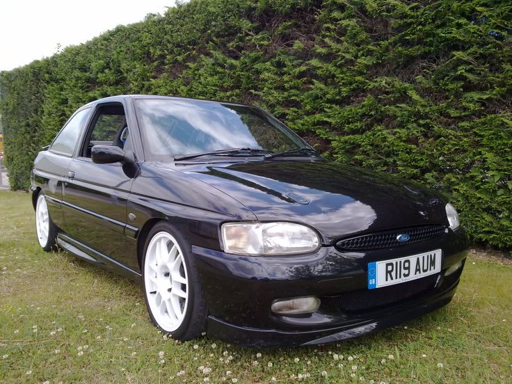 Show me Your Ford Escorts Mk5b or Mk6's - PassionFord