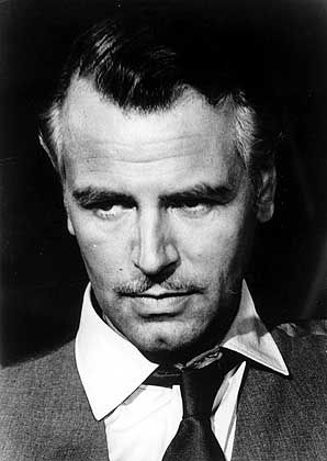 O.W. Fischer. My favourite german actor from the 50/60´s. Shark? Oh yes, very shark.