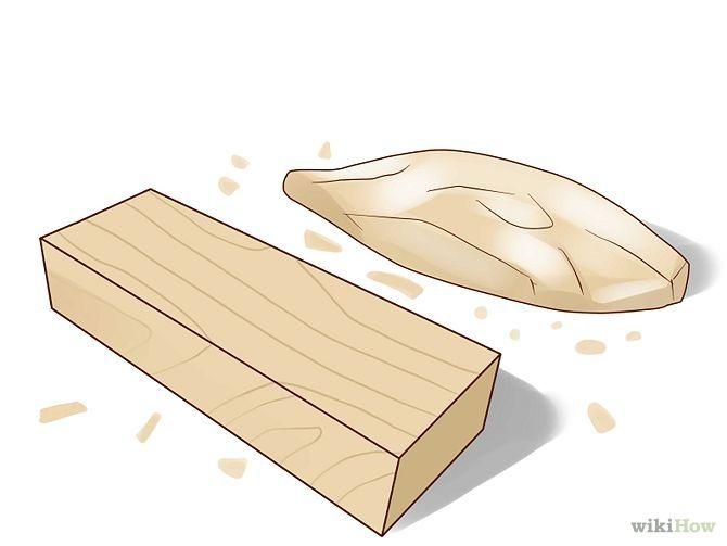 Urobiť drevené rybárske návnady Krok 7.jpg
