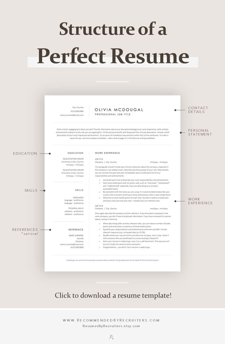 resume example with headshot photo  cover letter 1 page