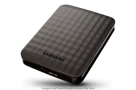 HD externo Samsung de até 3 TB HD externo Samsung de 500 GB ou 1, 2 ou 3 TB com frete grátis – parcele sem juros