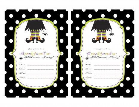 44 best images about Free Printables – Halloween Party Invitations Free Printable