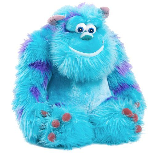 Disney Monsters Inc. Sulley Plush: Dolls & Dollhouses