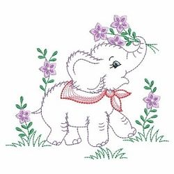 Vintage Baby Animals 3, 8 - 3 Sizes! | What's New | Machine Embroidery Designs | SWAKembroidery.com Ace Points Embroidery