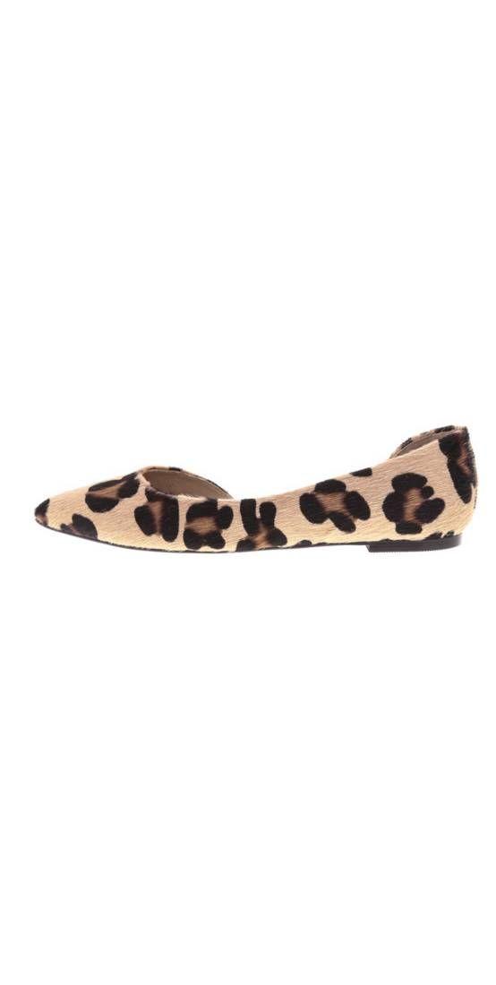 vendite calde 2482a 5c26d Ballerine - light brown | Zalando ♥ Leopard Print ...