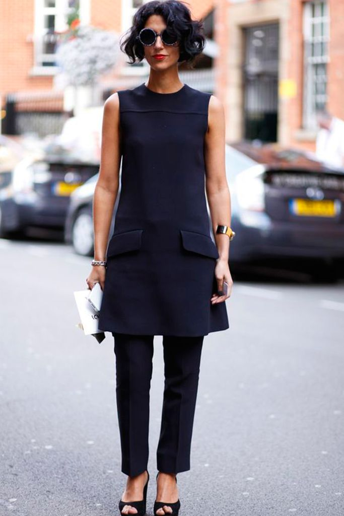 #basic #streetstyle #outfit #looks #basicos #inspiracion #inspiration #LBD