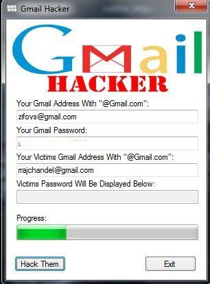 telecharger gmail hacker pro