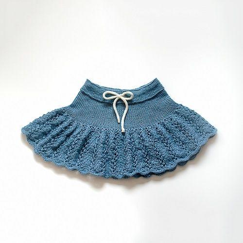 Summer Lace Skirt