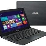 Asus Bing-KX395B X Series Pentium Quad Core – 11.6 inch, 500 GB HDD, 2 GB DDR3, Windows 8 Laptop (Black) Specifications and Price