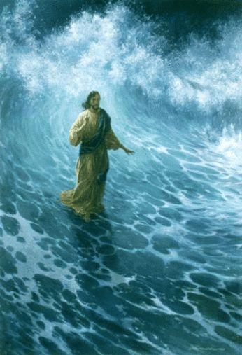 Pescatori di uomini: LO SPIRITO DI DIO  ALEGGIAVA SULLE ACQUE