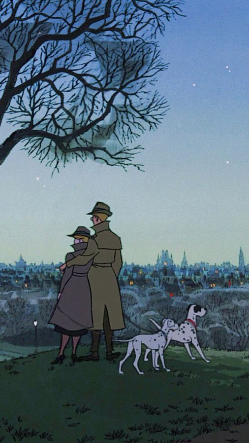 101 Dalmatians. Haven't watched this since I was a child but it is probably one of my new favorites. Watched 1/11