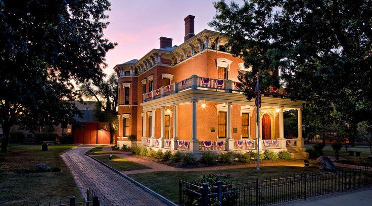 President Benjamin Harrison Home Historic Preservation | RATIO Architects