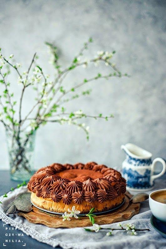 Tiramisu cheesecake by Pieprz czy Wanilia