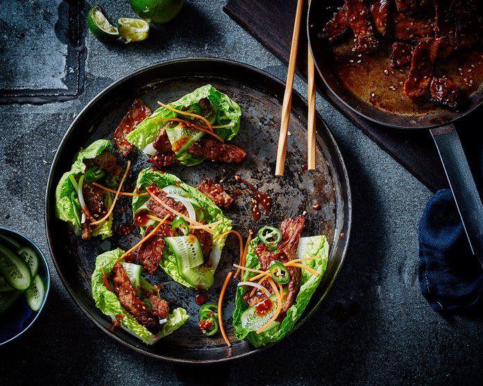 Beef Bulgogi – Koreaans Rundvlees Black recept