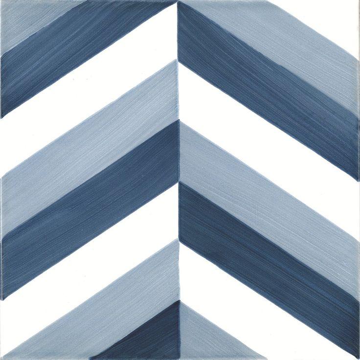 Pi di 25 fantastiche idee su piastrelle per bagno blu su - Piastrelle gio ponti ...