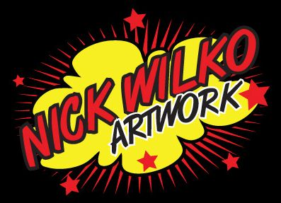 Nick Wilko Art will be on display at Woodend this July!