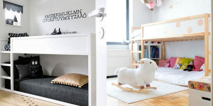 As 25 melhores ideias de camas ikea no pinterest mueble cama ikea camas infantiles ikea e - Cama tren ikea ...