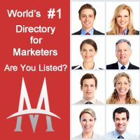 """Join the World's #1 Directory for Marketers    Million Marketers is designed to help you """"Find Marketers Fast"""". There's never been a Directory quite like this for Marketing Professionals. Whether you are looking for Marketing Services, Affiliates to help sell your products or services, or looking for JV Partners...Million Marketers is an excellent resource for both Marketers and Business Owners."""