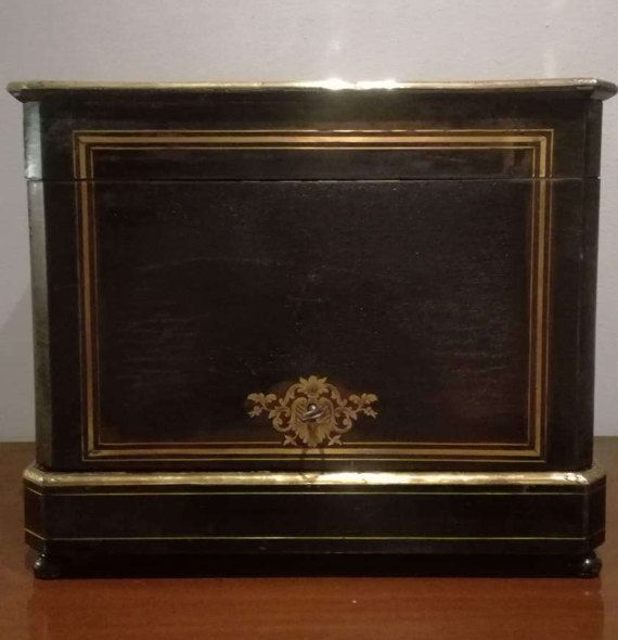 Check out this item in my Etsy shop https://www.etsy.com/listing/512365933/liquor-cabinet-antique-french-cave-a