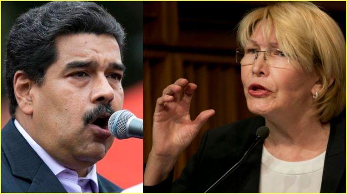 Gobierno de Nicolás Madura acusa a fiscal Venezuela Luisa Ortega de loca y traidora