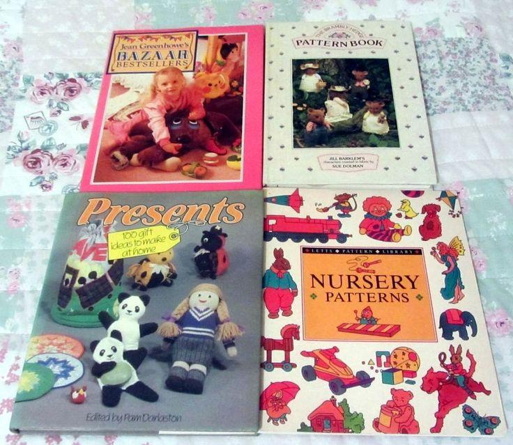craft books toys games gifts bazar nursery patterns dolls teddies