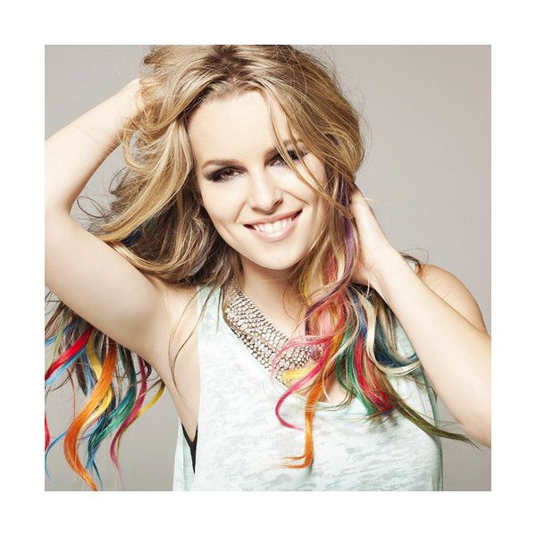 An image of Bridgit Mendler ❤ liked on Polyvore featuring bridgit mendler, hair, people, models and celebrities