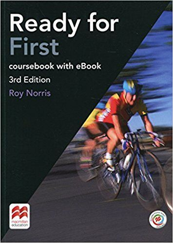 Ready for first : coursebook with key / Roy Norris