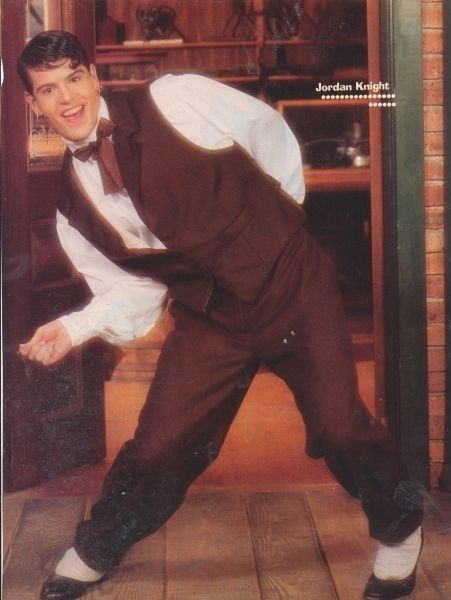 looked great in waiter's uniforms, | 63 Reasons Why Boybands Were Better In The '90s