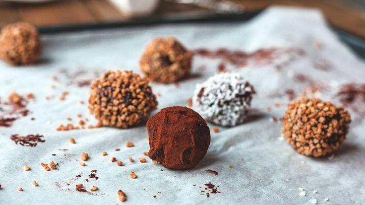Chocolate trufels