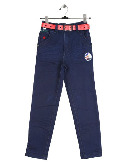 This jeans is really cool and comfy for every kid out there! Take a look for your champ! Product code - G3-BJE0210 Price - INR 1150/-