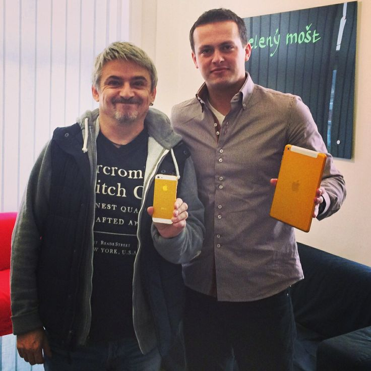 With Michal Suchánek