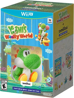 Learn more details about Yoshi's Woolly World Bundle for Wii U and take a look at gameplay screenshots and videos.