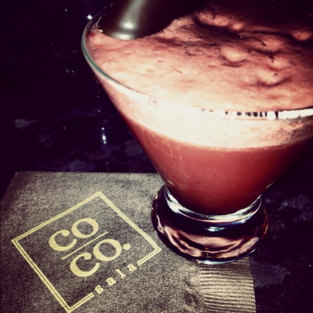 @Co Co. Sala Lounge in Washington DC one of the best restaurants I've ever had the pleasure of eating at.