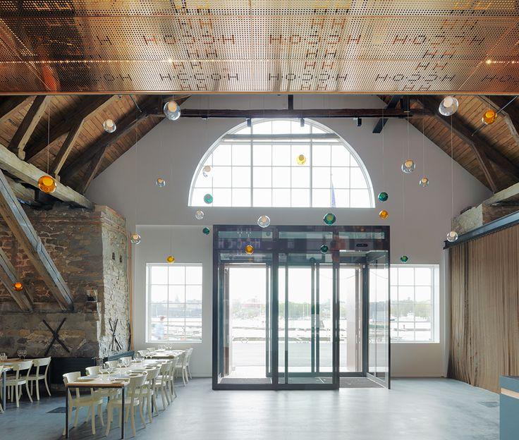 Spritmuseum entrance, Stockholm