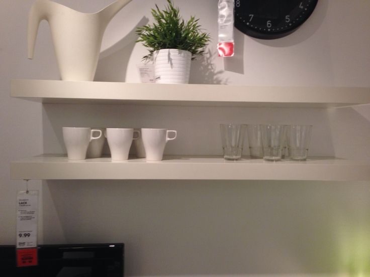 Zwevende Keuken Ikea : 1000 idee?n over Zwevende Planken op Pinterest – Planken, Zwevende