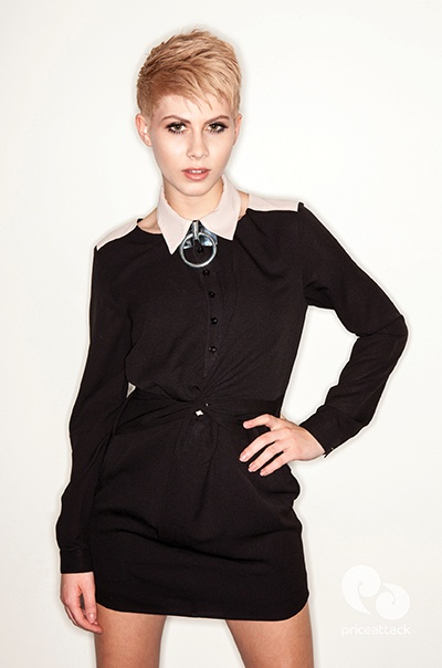 Pixie Perfection - Blended Beige  Look Styled by Laura Christie  from Price Attack Joondalup, Perth, WA    © FrontRowStudios
