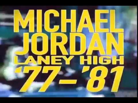 Michael Jordan Dunking In High School Rare