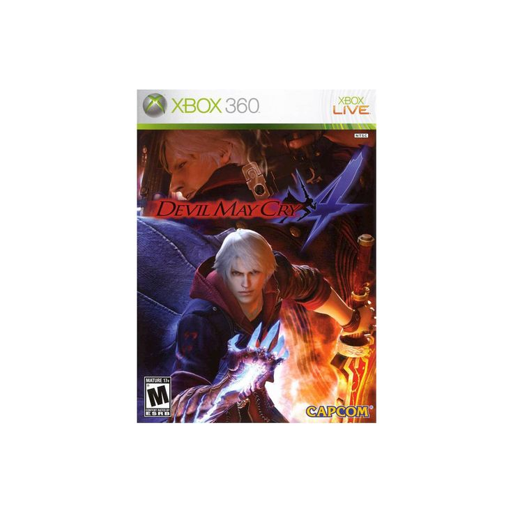 Devil May Cry 4 Xbox 360, Video Games