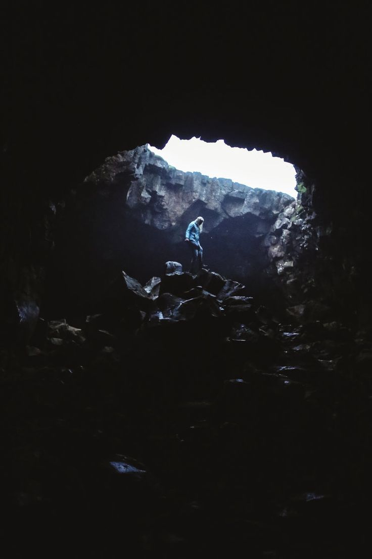 Icelandic Caves