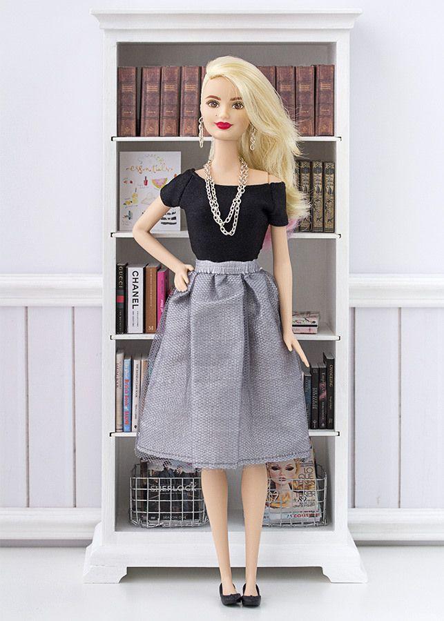 Barbie ropa y accesorios: Colección de otoño - invierno