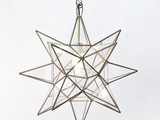 @Benjamin Carter Moravian Star Pendant Light - mediterranean - pendant lighting - - by Ballard Designs