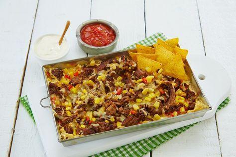 Lag en ny vri på fredagstacoen med taco i form! En tacogryte som passer til hele familien, og som nærmest lager seg selv.