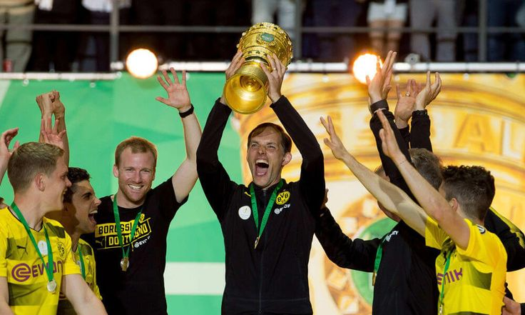 Borussia Dortmund and coach Thomas Tuchel part ways = Just days after leading German club Borussia Dortmund to the club's first trophy in five seasons, winning the DFB Pokal final, coach Thomas Tuchel announced his departure Tuesday. The club confirmed the news, thanking.....