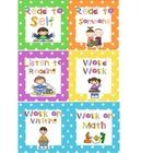 This full color pack is polka dot themed!! It includes:If you like the look of these for your classroom, check out my polka dot calendar and dail...